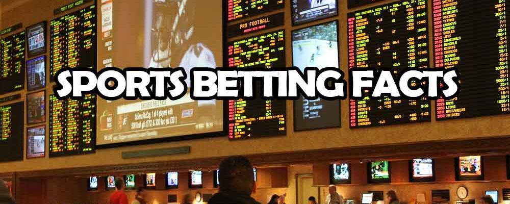 sports betting facts